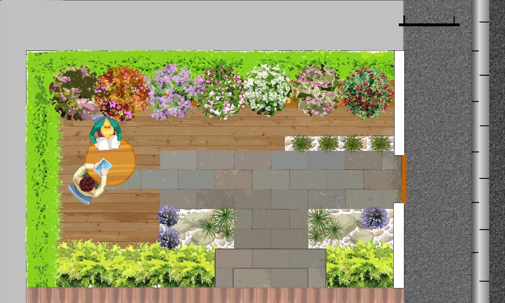 100 Fantastique Conseils Aménager Un Petit Jardin En Largeur