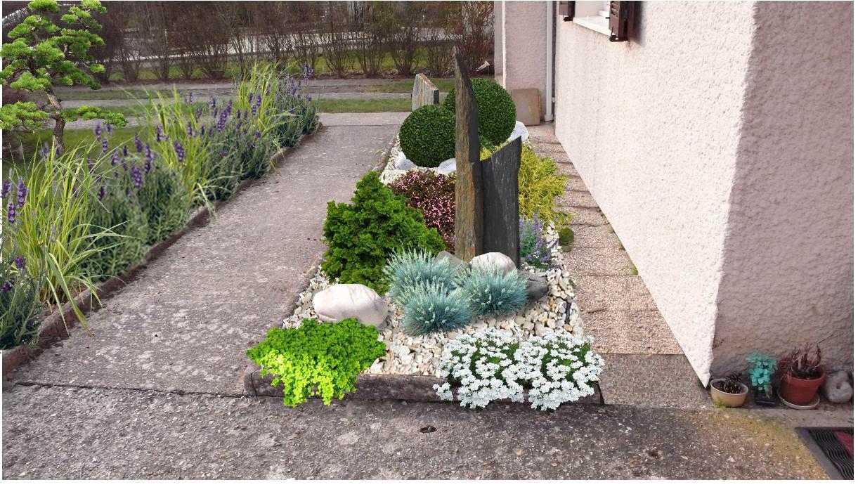 Piquet En Ardoise Bois Jardin aménager un jardin d'ardoises
