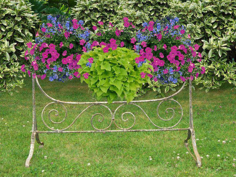 Des id es de d coration du jardin bio avec de la r cup 39 - Comment decorer son jardin ...
