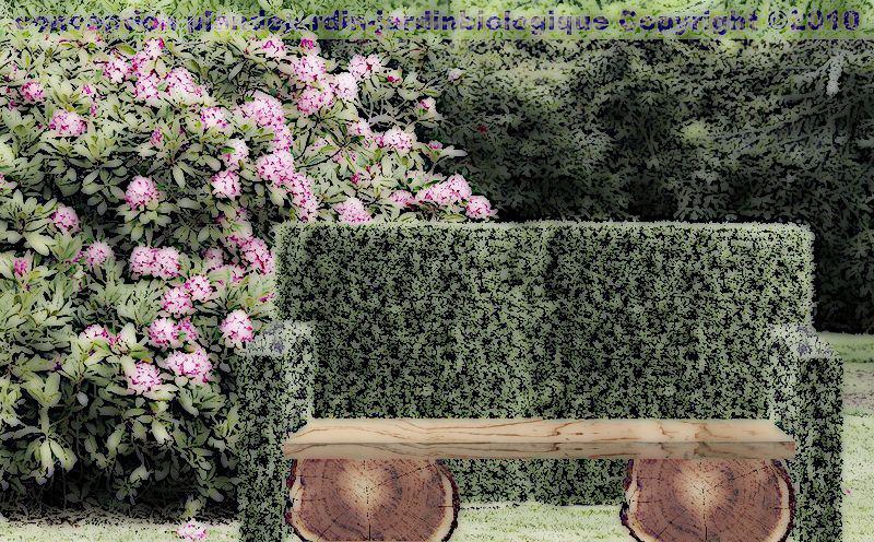 banc de jardin si ges de jardin faire soi m me. Black Bedroom Furniture Sets. Home Design Ideas