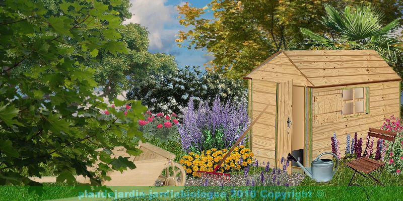 Abri de jardin cabine de plage maison design for Plan cabine de plage en bois