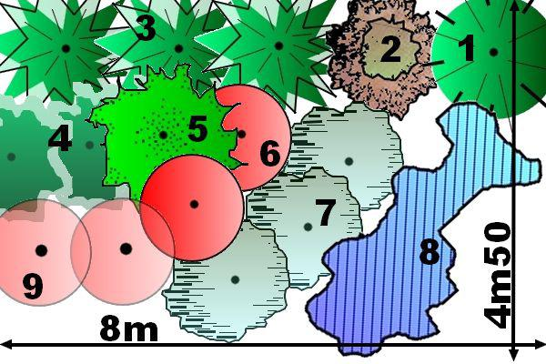 créer un jardin de bord de mer: jardin des embruns