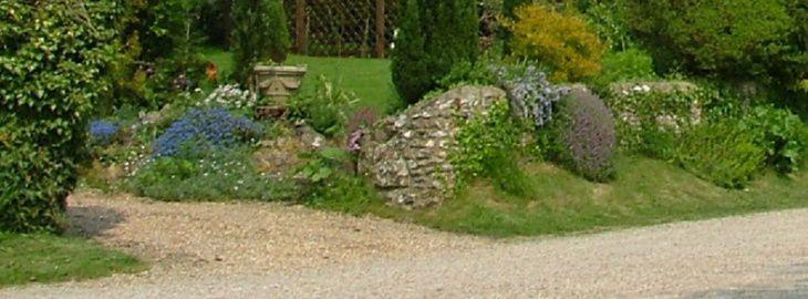 jardin rural cr er un jardin de campagne. Black Bedroom Furniture Sets. Home Design Ideas