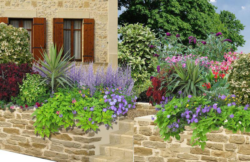 Amenager L Entree Du Jardin Creer Un Jardin D Accueil