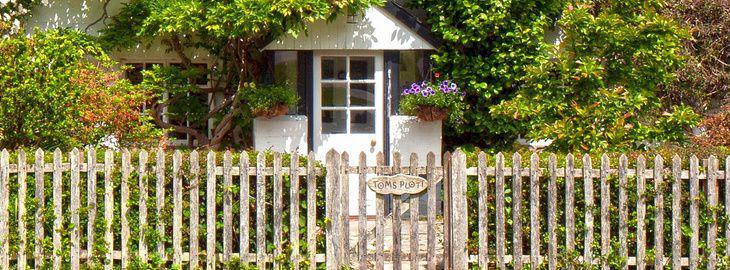 Am nager l 39 entr e du jardin cr er un jardin d 39 accueil - Creer une entree dans une maison ...
