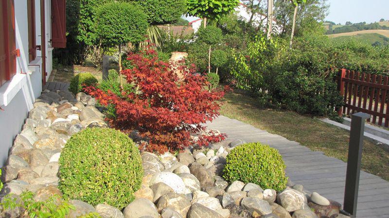 Amenager Un Jardin De Galets