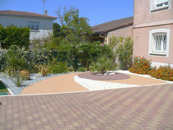 Deco jardin gravier dcoration idee deco jardin gravier limoges manger stupefiant limoges paris - Deco jardin avec gravier blanc nice ...