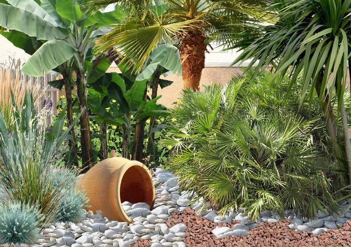 autres exemples - Jardin Mineral
