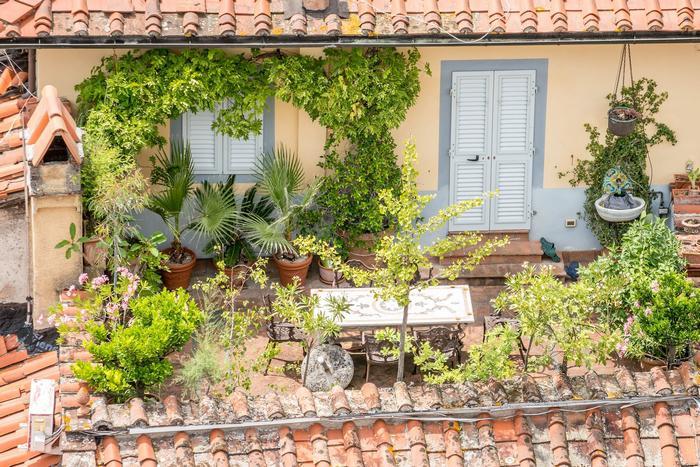 Creer Un Jardin En Terrasse Sur Les Toits