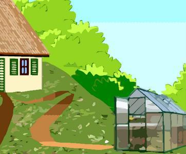 Installer une petite serre au jardin for Installer une serre de jardin