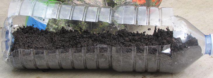 faire une mini-serre pour les semis