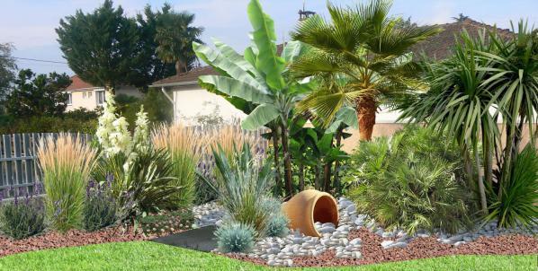 Aménager un jardin de galets