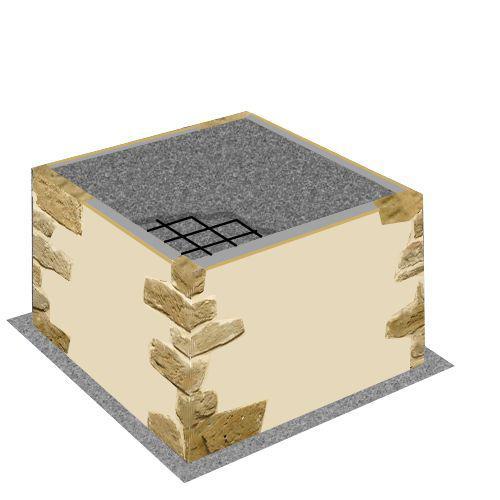 Construction d 39 un four bois au jardin avec plans for Construire son four a bois