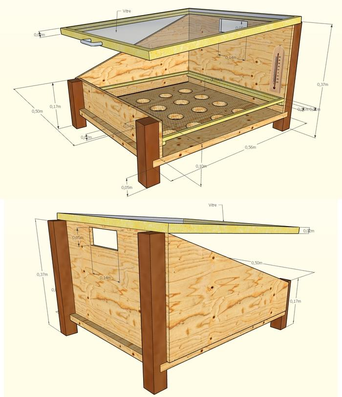 s choir solaire pour s cher et conserver vos fruits et l gumes plan. Black Bedroom Furniture Sets. Home Design Ideas