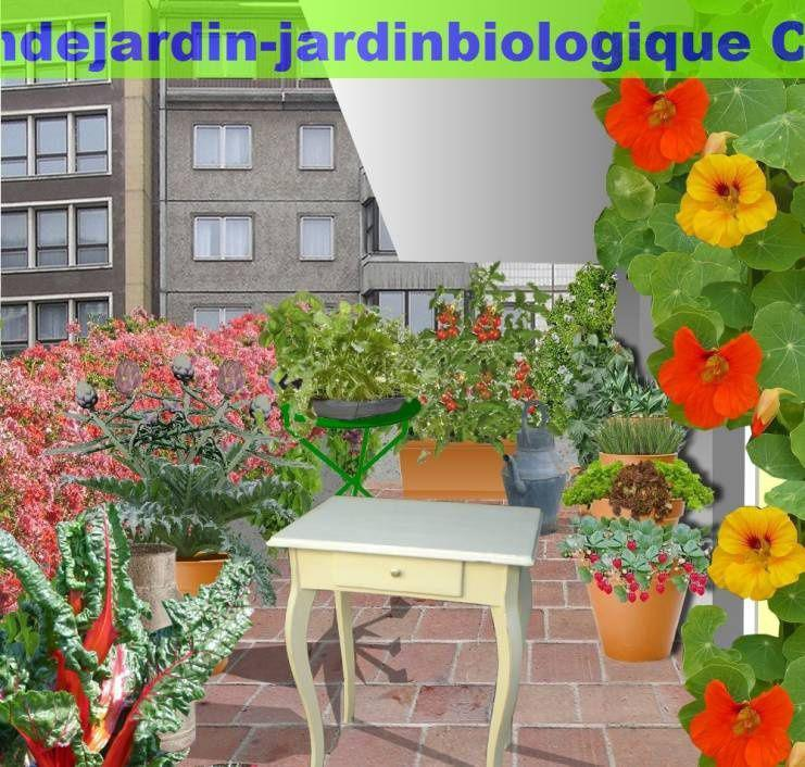 am nager son balcon un petit potager bio sur le balcon les mini l gumes. Black Bedroom Furniture Sets. Home Design Ideas