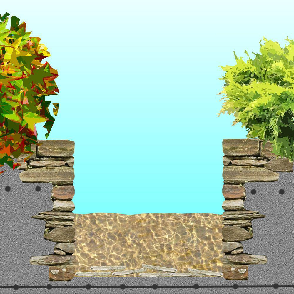 Construire Pres D Un Ruisseau amenager un petit cours d'eau: créer un ruisseau au jardin