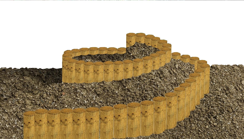 spirale d 39 aromatiques ou de fleurs en pierres ou en. Black Bedroom Furniture Sets. Home Design Ideas