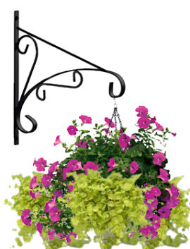 Faire ses suspensions de fleurs d 39 t - Suspension pot de fleur ...