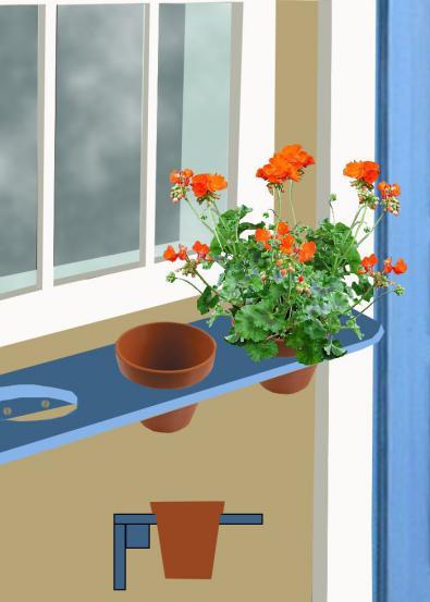 Fleurir Les Fenêtres