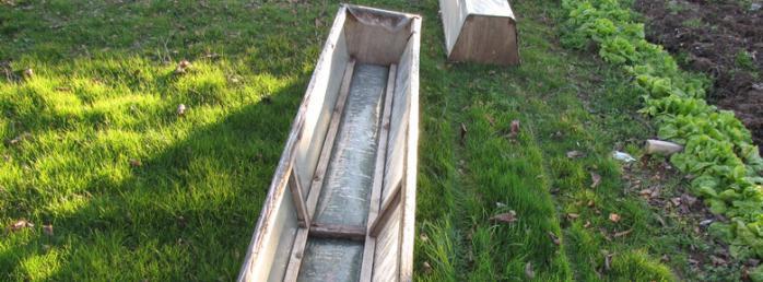 fabriquer un tunnel pour le jardin. Black Bedroom Furniture Sets. Home Design Ideas